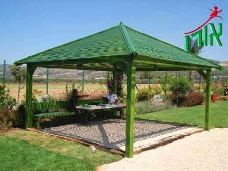 Pergolas And Shade Sheds Catalog