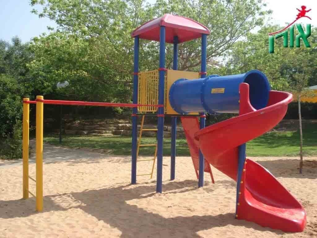 Metal Playground Equipment Catalog