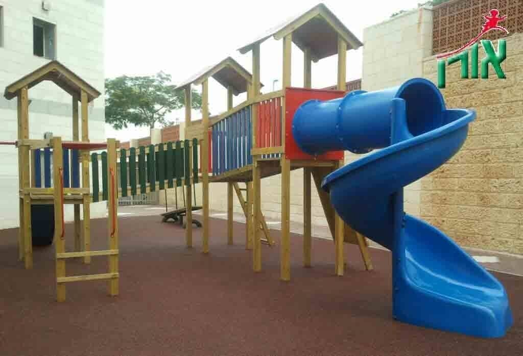 Wooden Playground Equipment Catalog