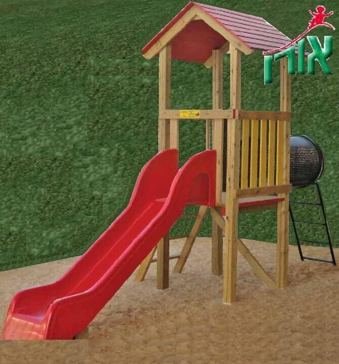 Kindergarden Playground Equipment - Shir - 1301