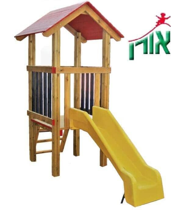 Kindergarden Playground Equipment - Cottage - 1302