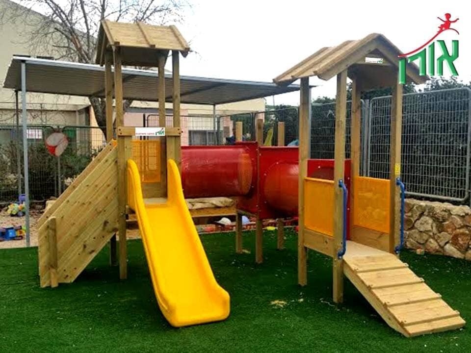 Kindergarden Playground Equipment - Or - 1303