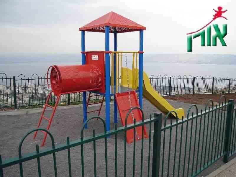 Kindergarden Playground Equipment - Harel - 1304