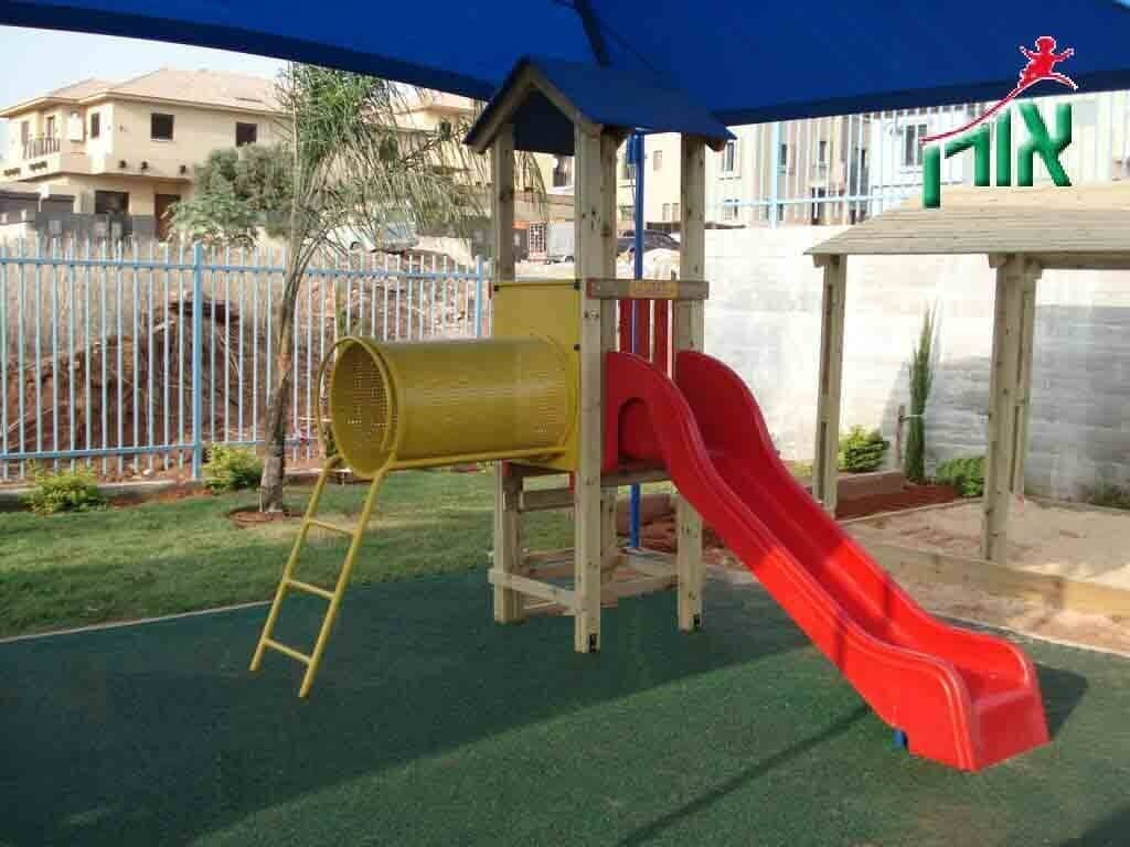 Kindergarden Playground Equipment - Apple - 1334