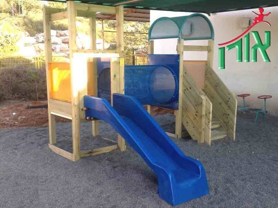 Kindergarden Playground Equipment - Gefen - 1315