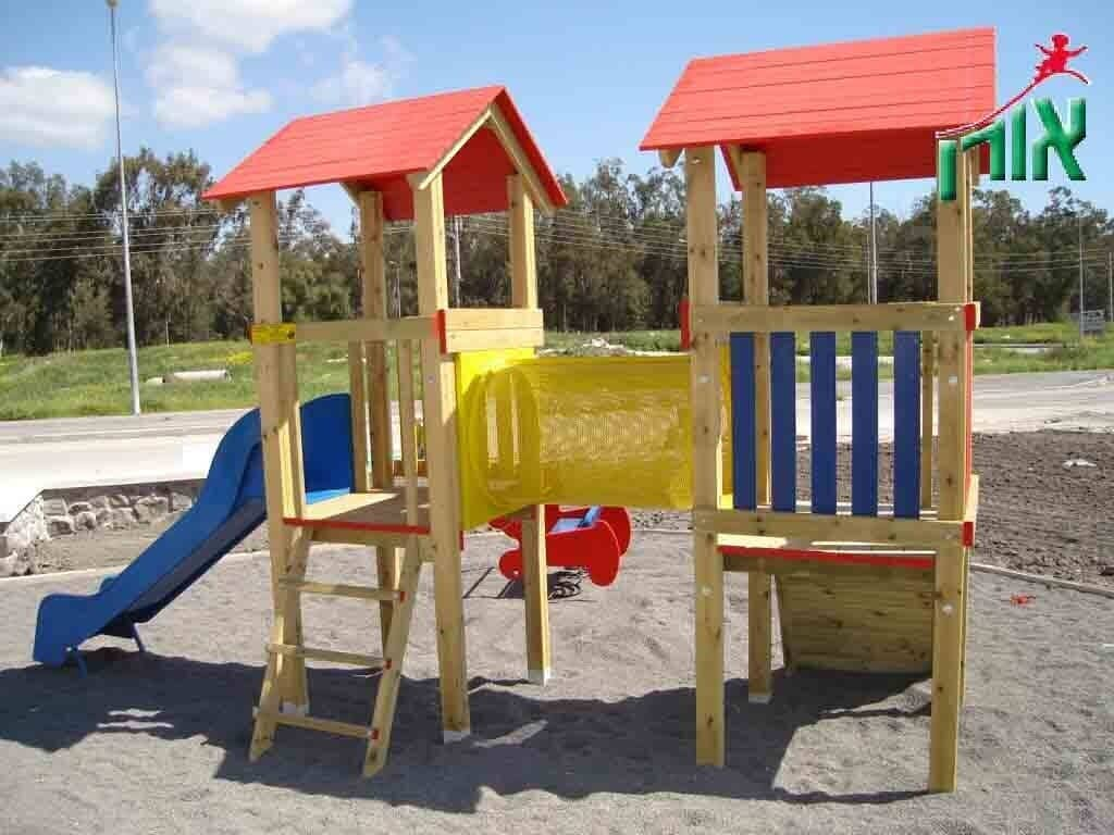 Kindergarden Playground Equipment - Shaked - 1316