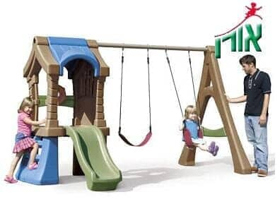 BackYard Playground with swings - 7102