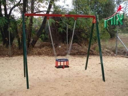 Toddler Swing set single seat - 1412