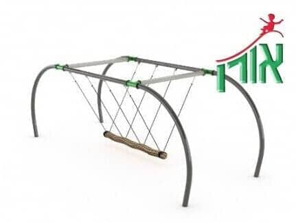 Beam and ropes Swing set - 1422