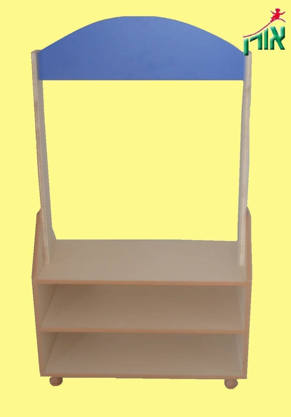 Kindergarten Furniture - Puppetry / Sales stand - 5124