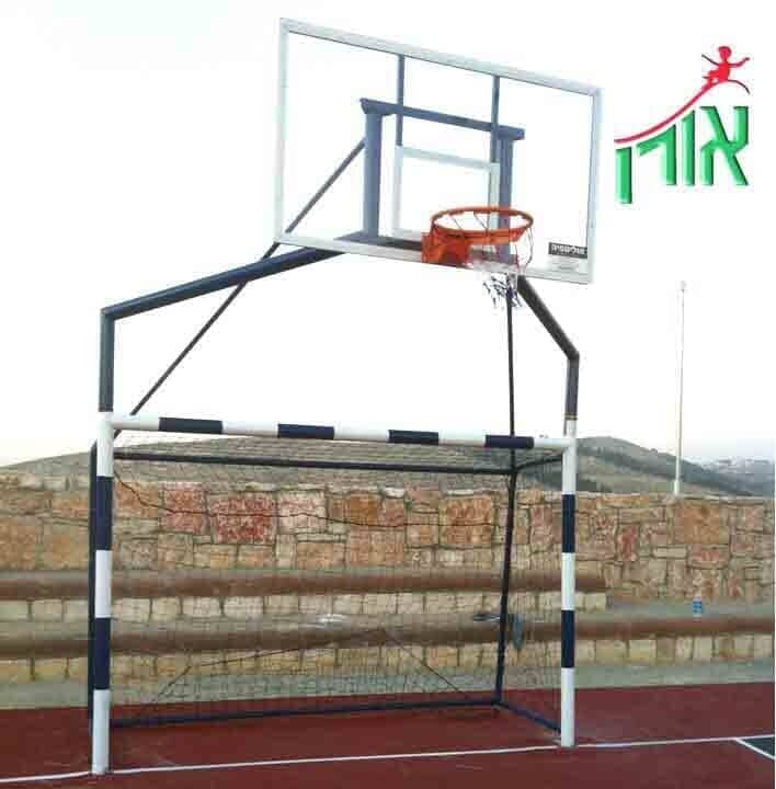 Outdoor Sport Equipment - Basket and Football combined gate - 3412