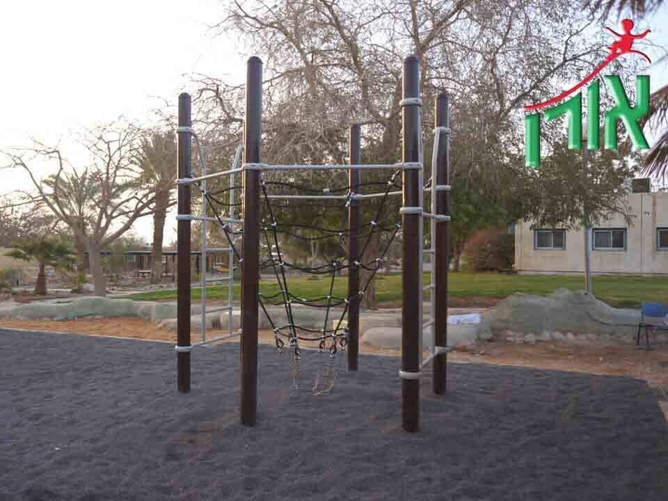 Rope playground Equipment