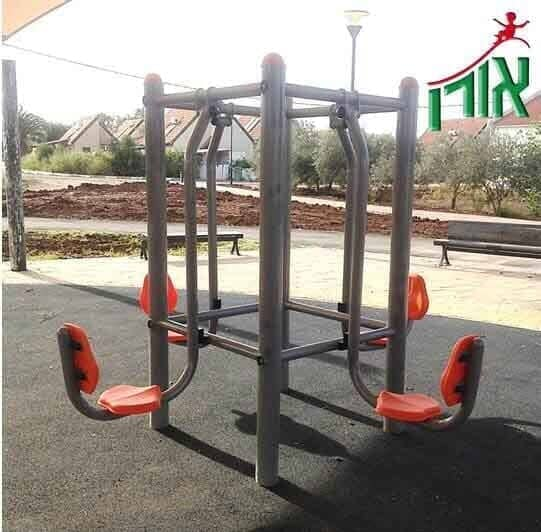 Outdoor Fitness Equipment Leg Press - Quartet - 2036