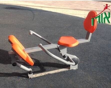 Outdoor Fitness Equipment Rowing Machine - 2122