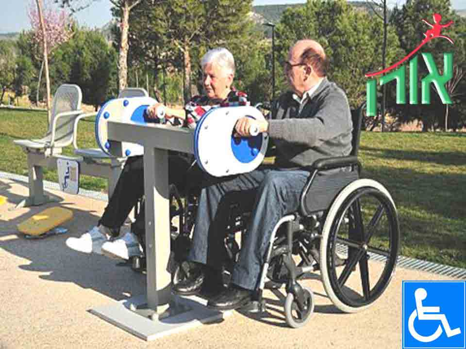 Outdoor Disabled Fitness Equipment Catalog