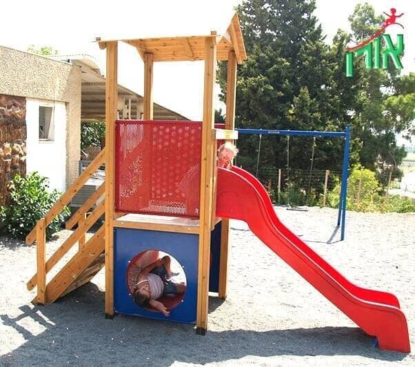 Kindergarden Playground Equipment - House of Magic - 1326