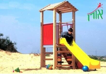 Kindergarden Playground Equipment - Hadas - 1312