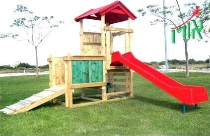 Kindergarden Playground Equipment - Sunflower - 1317