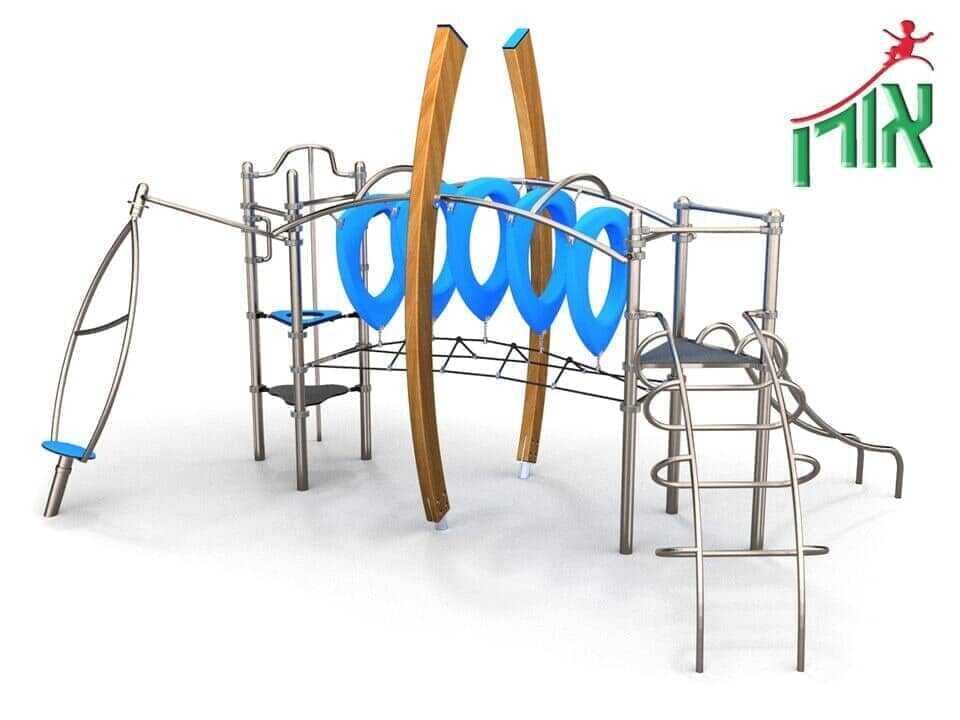 Rope playground Equipment Catalog