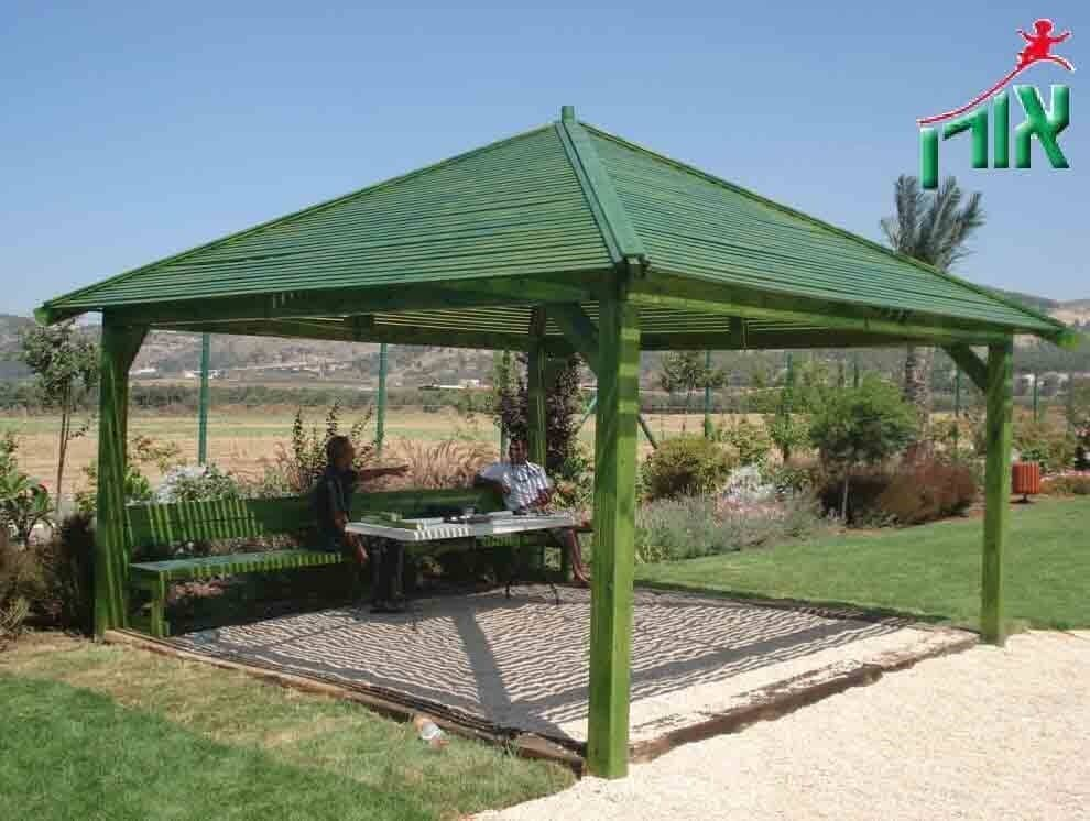 Pergolas And Shade Sheds