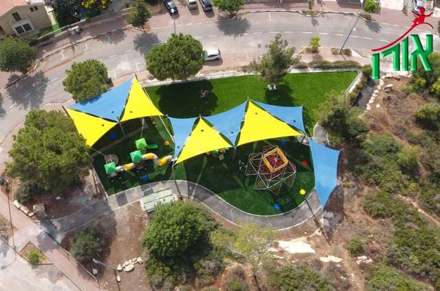 commercial Playground Shade