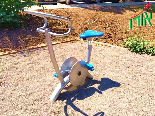 Outdoor Gym Equipment - Upright Bike - 2102L
