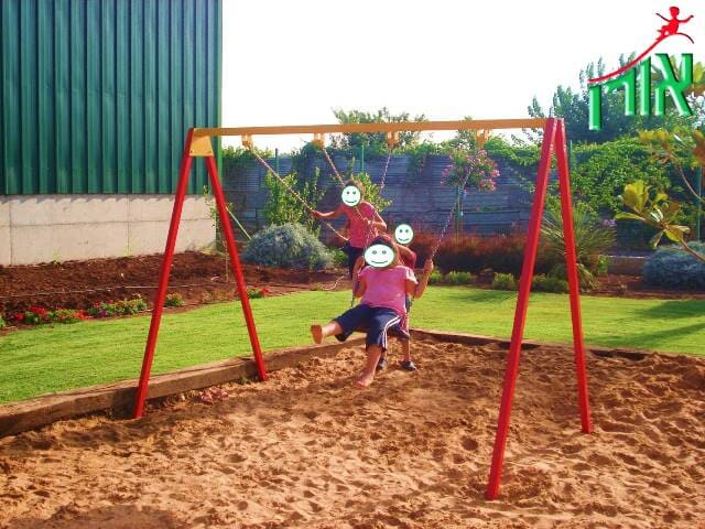 Children's Swing set 2 seats - 1400