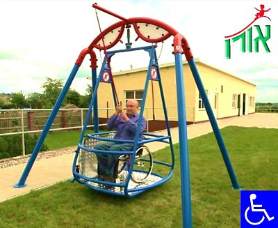 Disabled Swings Set Facility - 2629A