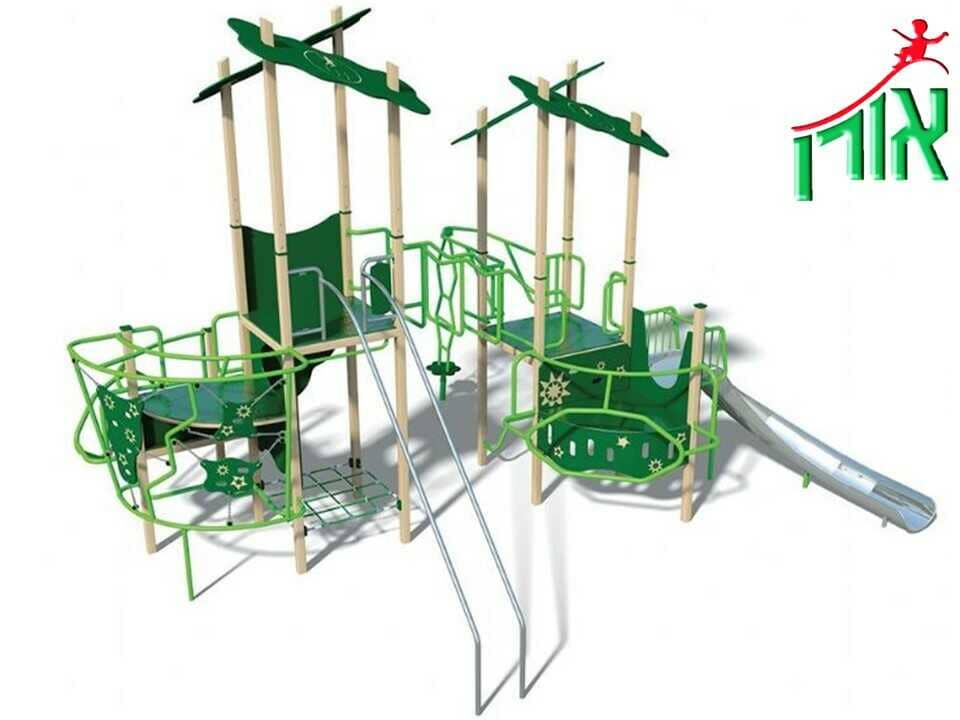 Extreme Playground Equipment - Falcon - 6111