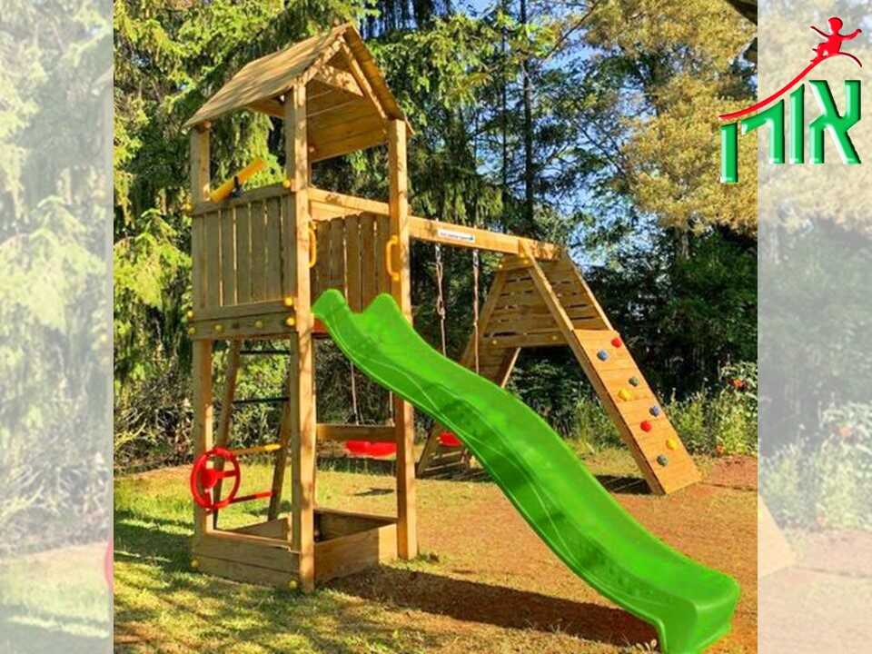 BackYard Playground Equipment - Lupine - 7012