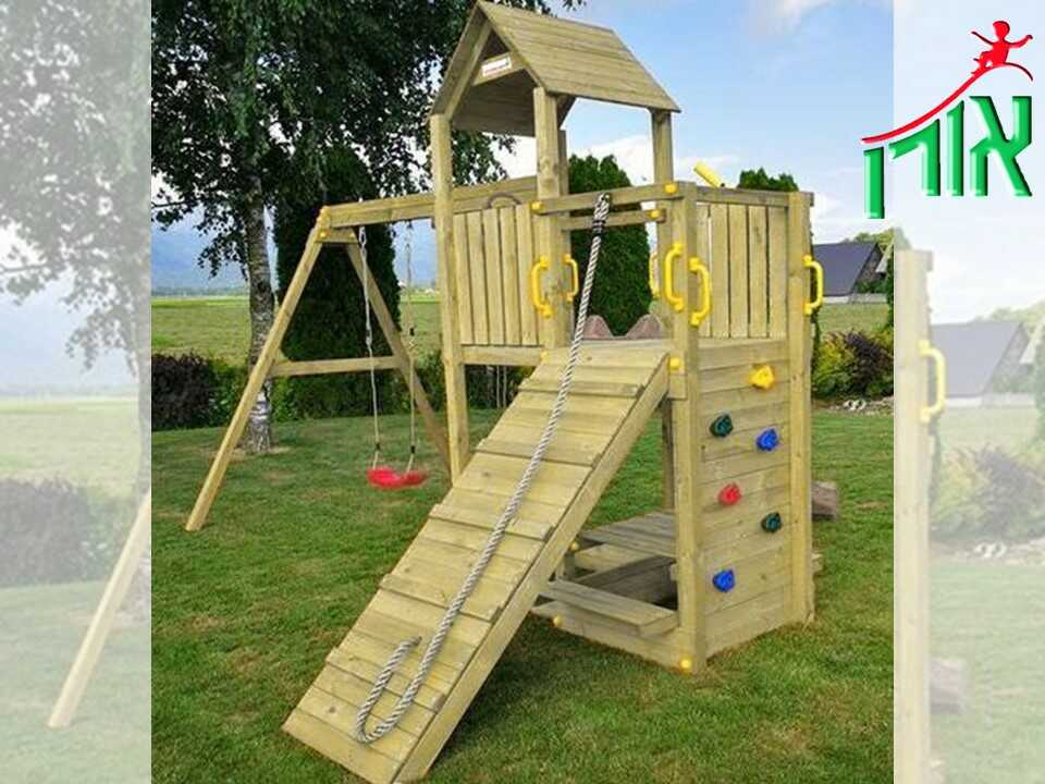 BackYard Playground Equipment - Groundsel - 7005