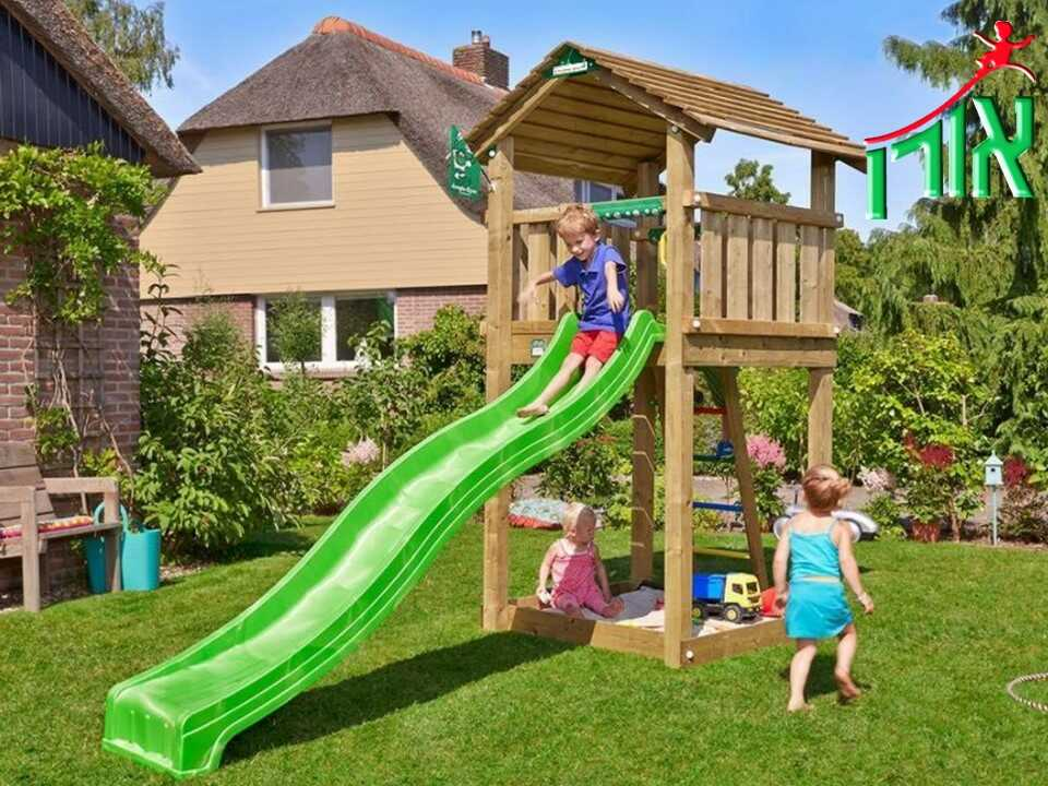 BackYard Playground Equipment - Tulip - 7008
