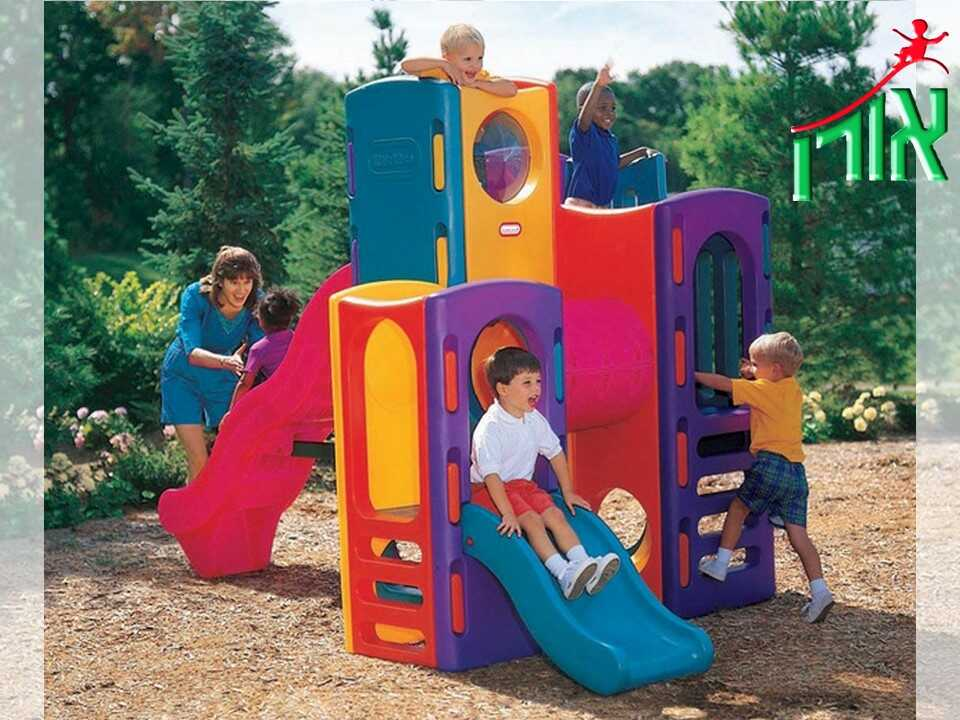 Colorful BackYard Playground - 7103