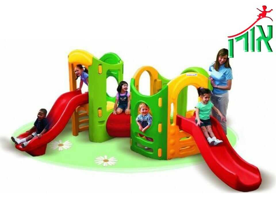 BackYard Playground Equipment - Plastic BackYard Playground Equipment 8 Modes - 7106