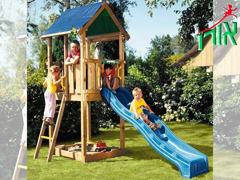 BackYard Playground Equipment - Anemone - 7000