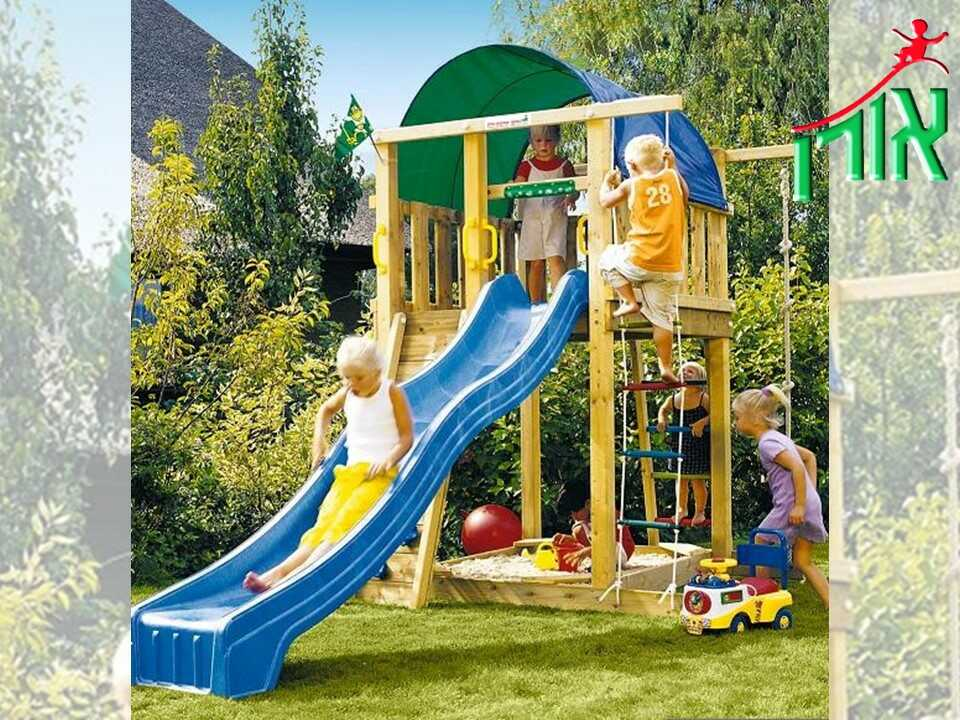 BackYard Playground Equipment - Narcissus - 7001