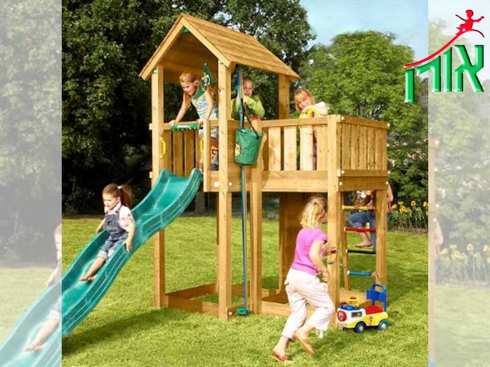 BackYard Playground Equipment - Anagallis - 7004