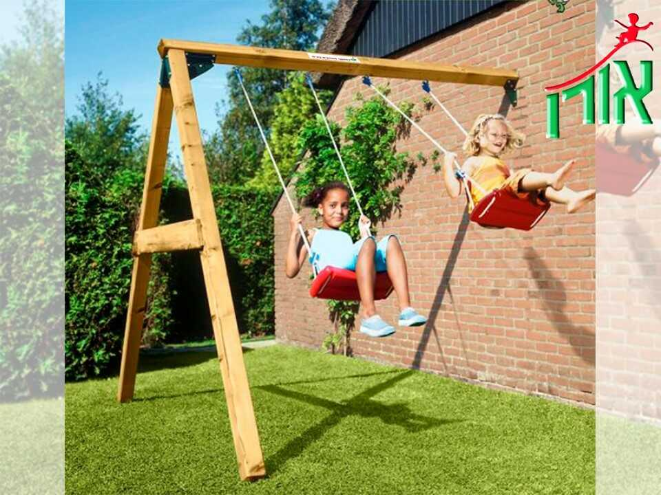 BackYard Playground Equipment - BackYard Swings Set - Extra - 7151