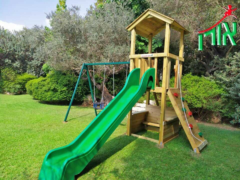 BackYard Playground Equipment - Premium - Squill - 6900
